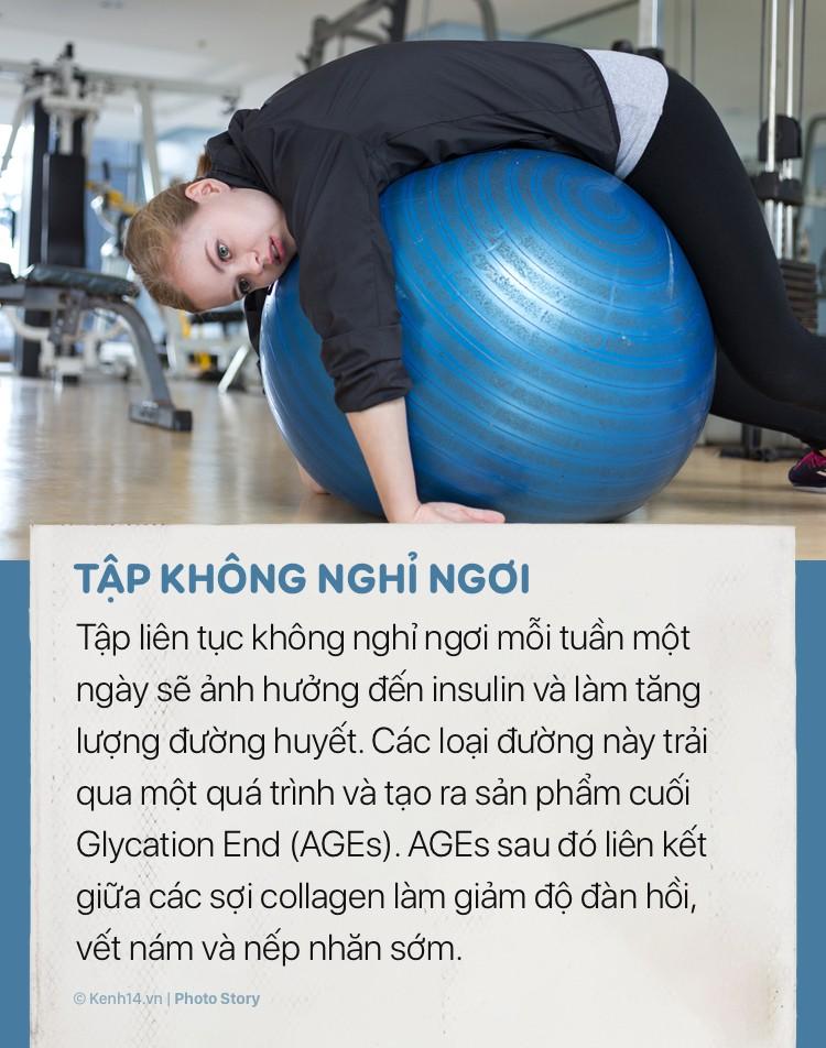 Tập thể dục rất tốt cho cơ thể nhưng hãy chú ý những sai lầm sau để tránh gây hại cho sức khoẻ và khiến bạn già đi trước tuổi - Ảnh 1.