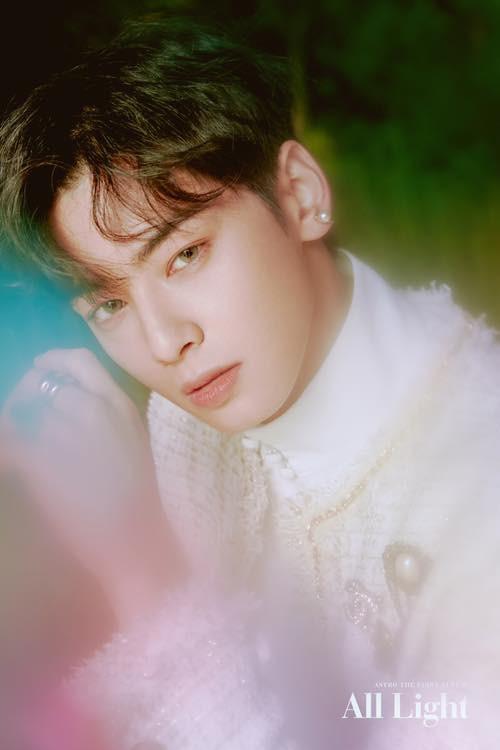 Khiêm tốn như mỹ nam Cha Eun Woo: Tôi còn không biết mình... đẹp trai - Ảnh 2.
