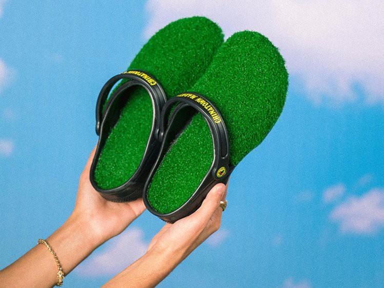 Chiêm ngưỡng đôi dép cao su một triệu tư khiến người mang như đi chân trần trên cỏ - Ảnh 3.
