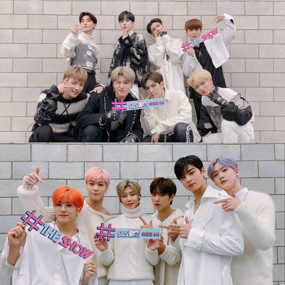 """BTS Và EXO Bị Boygroup Tân Binh """"dí"""" Sát Nút, đối Thủ Mới"""