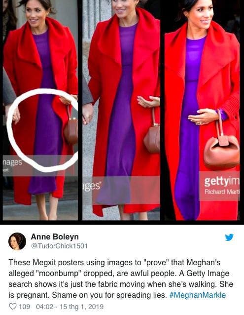 Rộ tin đồn công nương Meghan mang thai giả gây hoang mang truyền thông phương Tây - Ảnh 8.