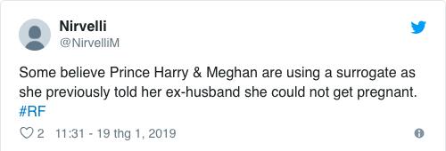 Rộ tin đồn công nương Meghan mang thai giả gây hoang mang truyền thông phương Tây - Ảnh 4.