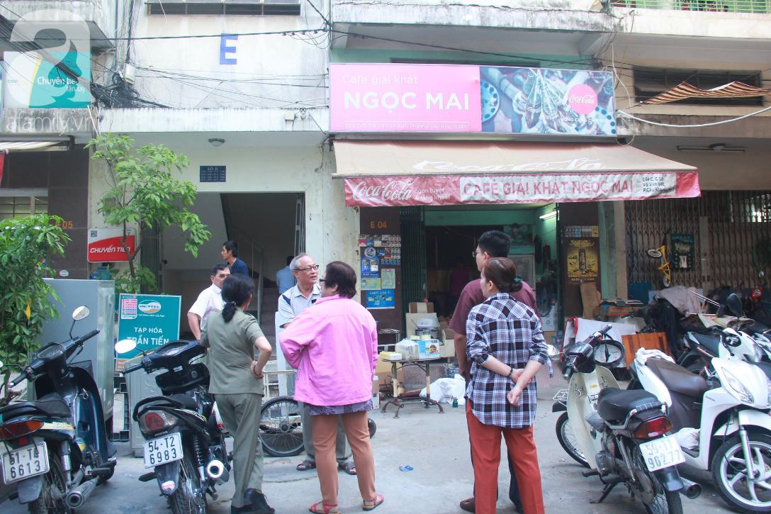Chung cư bị nghiêng 45cm giữa trung tâm Sài Gòn, hàng trăm người dân khốn khổ chuyển nhà ngày cận Tết - Ảnh 2.