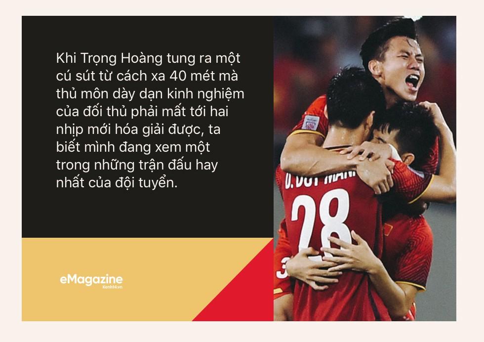 """Đón chờ trận tứ kết Asian Cup trong mơ: """"Với lứa cầu thủ trẻ này, giới hạn của họ có lẽ là bầu trời"""" - Ảnh 1."""