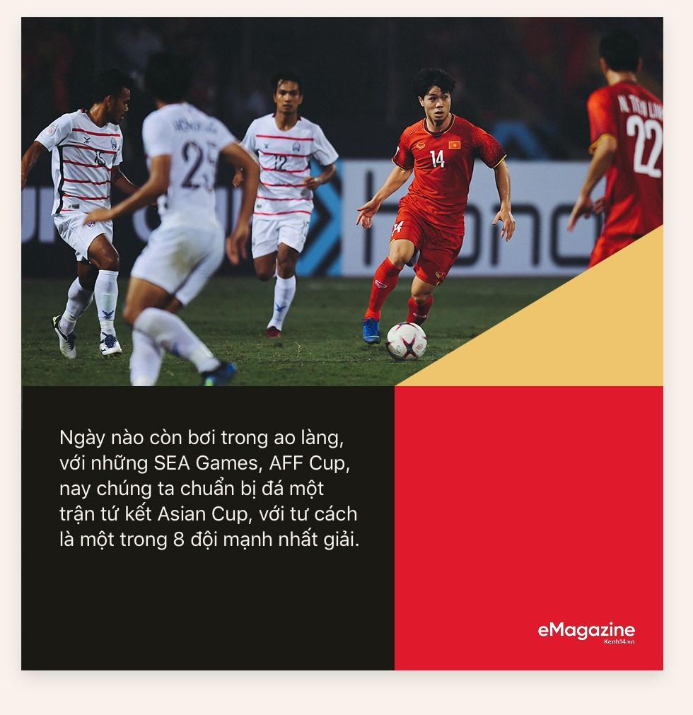 """Đón chờ trận tứ kết Asian Cup trong mơ: """"Với lứa cầu thủ trẻ này, giới hạn của họ có lẽ là bầu trời"""" - Ảnh 3."""