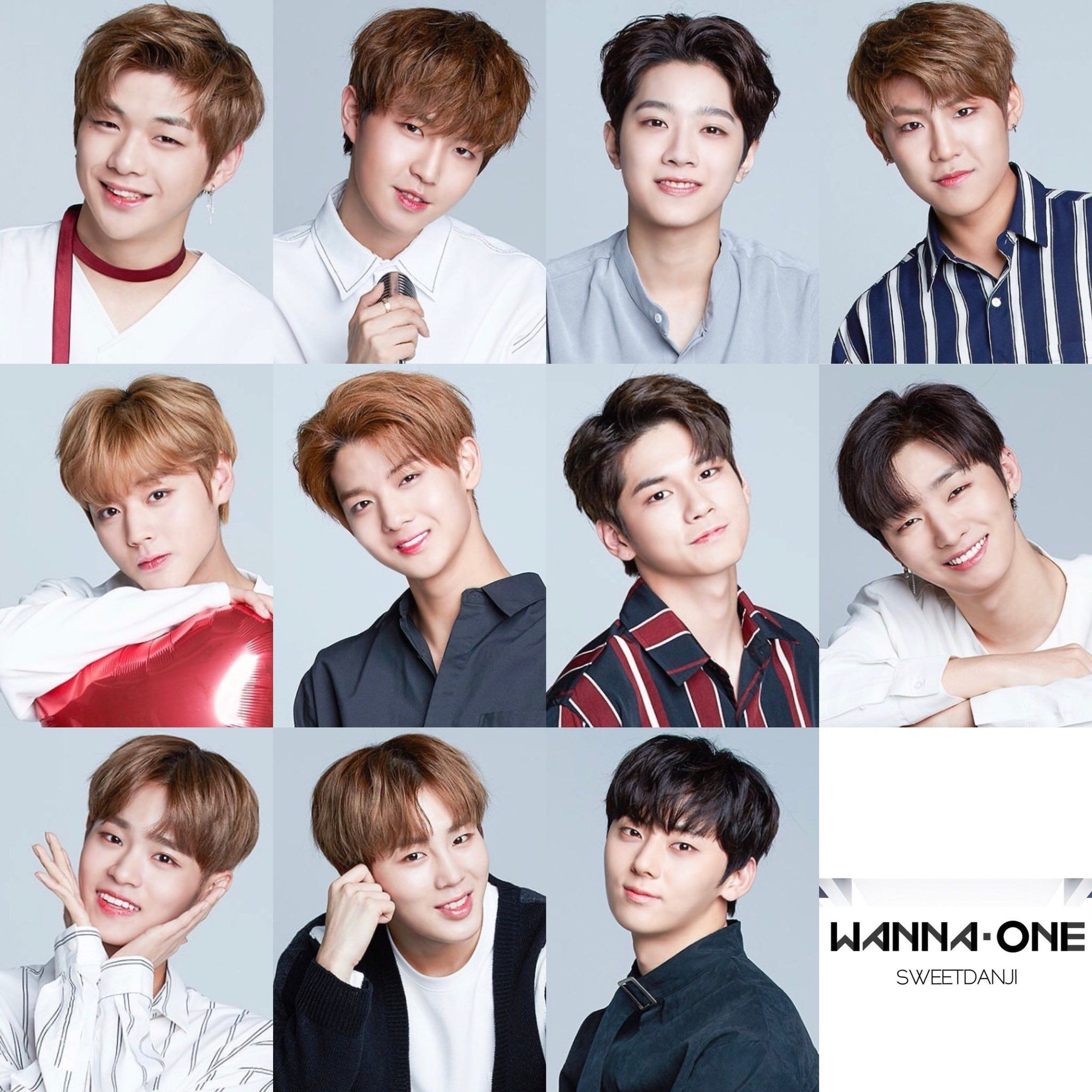 Gags that match the awards that Wanna One has achieved over the past 18 months - Picture 1.