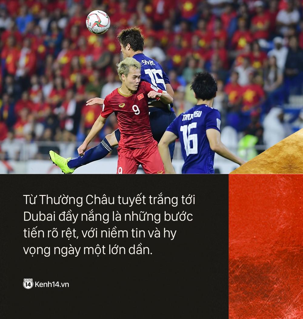 Đội tuyển Việt Nam: Ngẩng cao đầu vì các bạn thật sự xứng đáng - Ảnh 4.