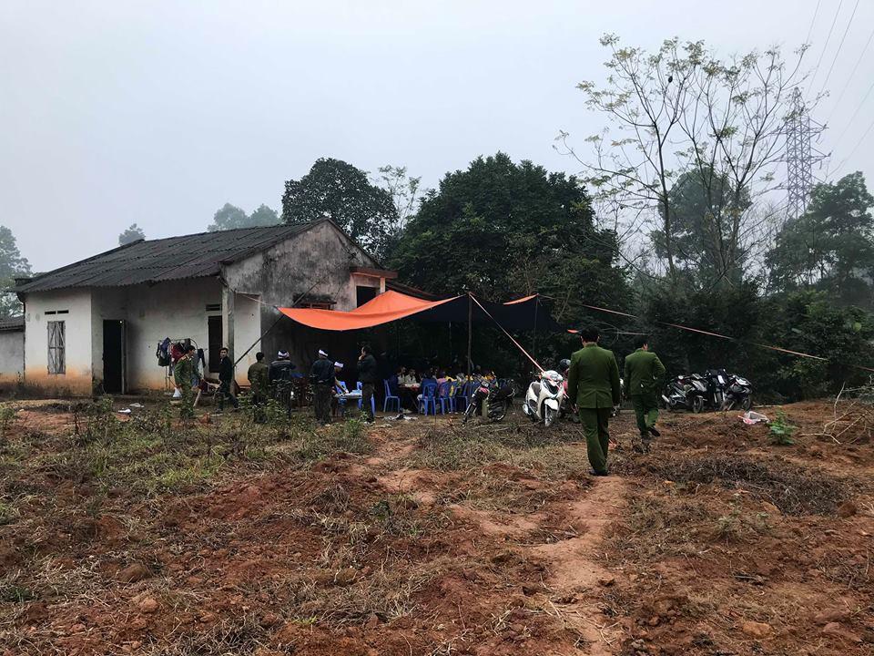 Hé lộ lời nhắn cuối cùng của nghi can sát hại 2 mẹ con cô giáo ở Phú Thọ - Ảnh 1.