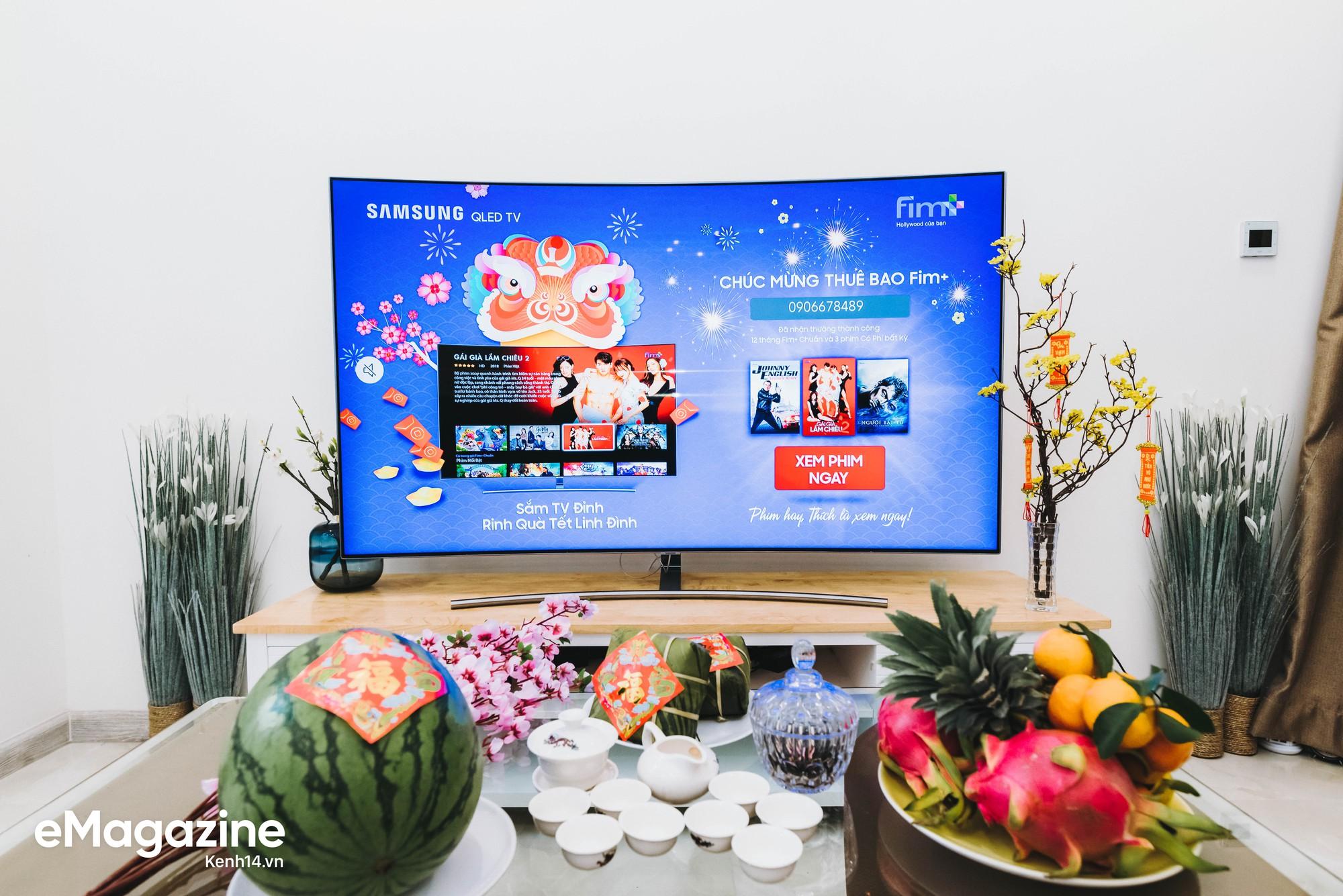 Xem gì trong 9 ngày lễ Tết này, kho ứng dụng trên TV Samsung sẽ giải quyết giúp bạn - Ảnh 11.