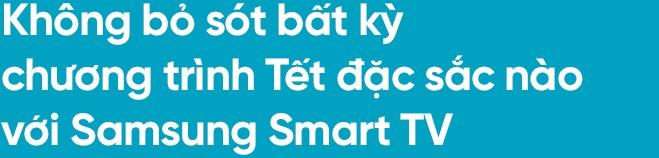 Xem gì trong 9 ngày lễ Tết này, kho ứng dụng trên TV Samsung sẽ giải quyết giúp bạn - Ảnh 16.