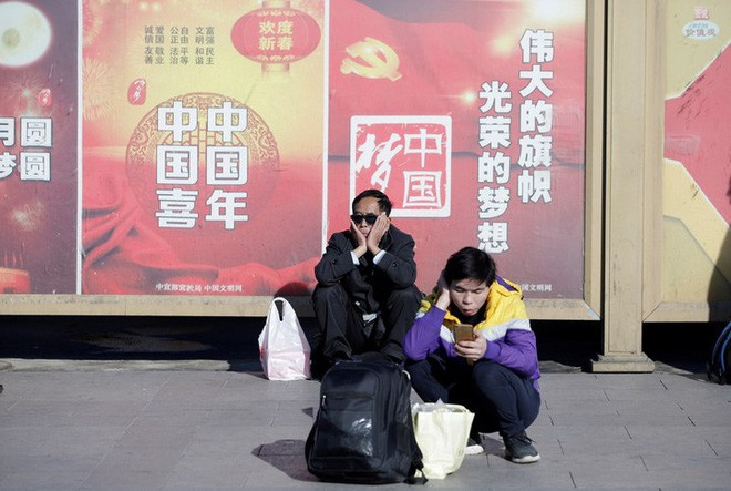 """Trung Quốc bắt đầu cuộc """"xuân vận"""": Ước tính có 3 tỷ chuyến đi trong vòng 40 ngày tới để về nhà ăn Tết - Ảnh 2."""