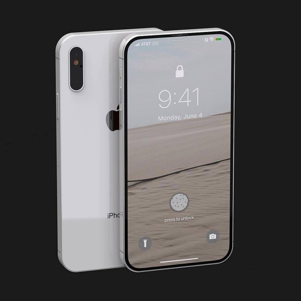 Đây là chiếc iPhone trong mơ của hàng vạn người, nhưng chưa thể trở thành hiện thực vì 3 lý do đáng tiếc - Ảnh 1.