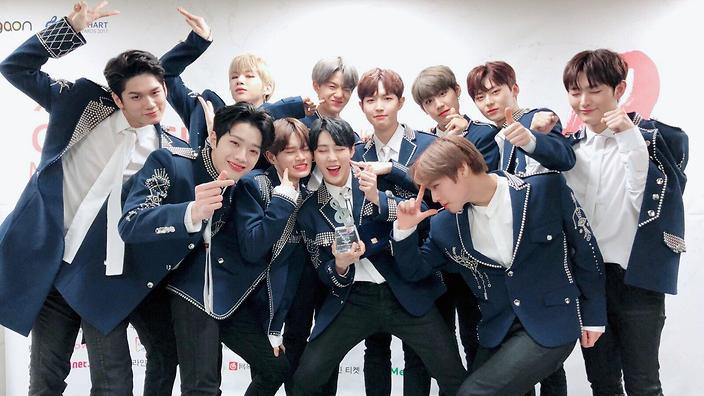 The Gashkin faces the coincidence of the Wanna One Awards over the last 18 months - Picture 4.