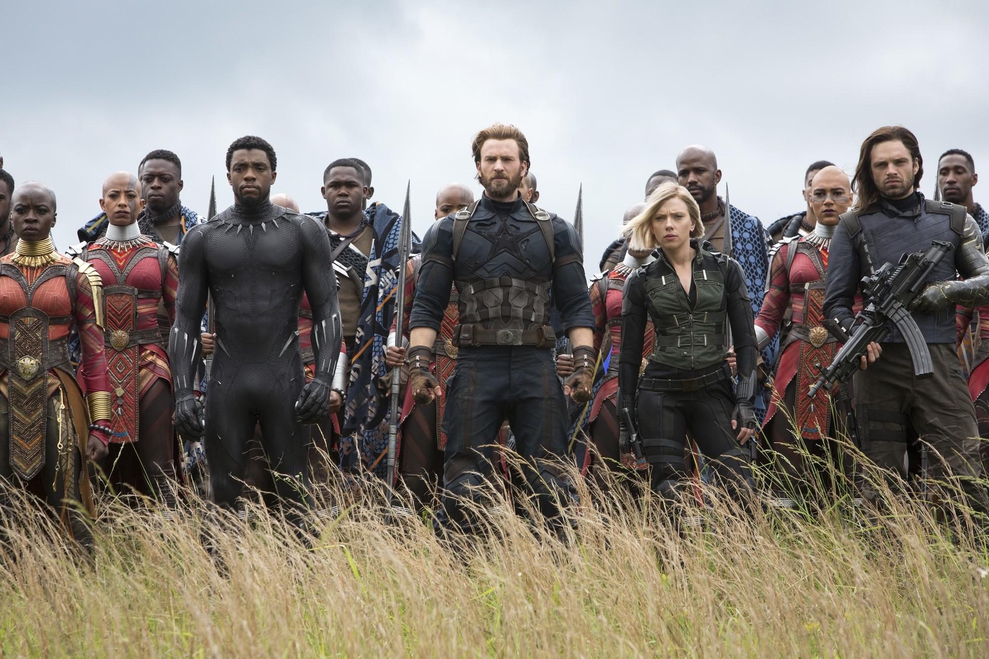 Bị chê không đủ tuổi nhưng Black Panther vẫn xứng đáng tranh giải Oscar hơn Avengers: Infinity War - Ảnh 3.