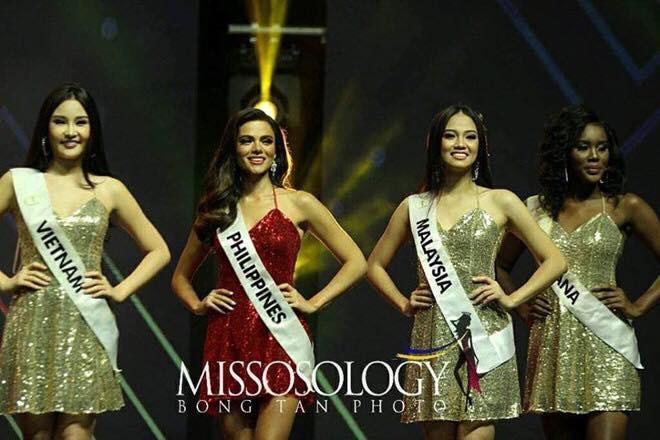 Chung kết Miss Intercontinental 2018: Chủ nhà Philippines đăng quang, Ngân Anh là Á hậu 4 - Ảnh 6.