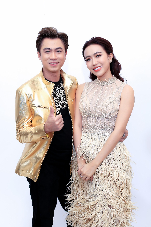 Hòa Minzy - Huỳnh Lập trở thành cặp đôi HLV của Tuyệt đỉnh song ca nhí - Ảnh 5.