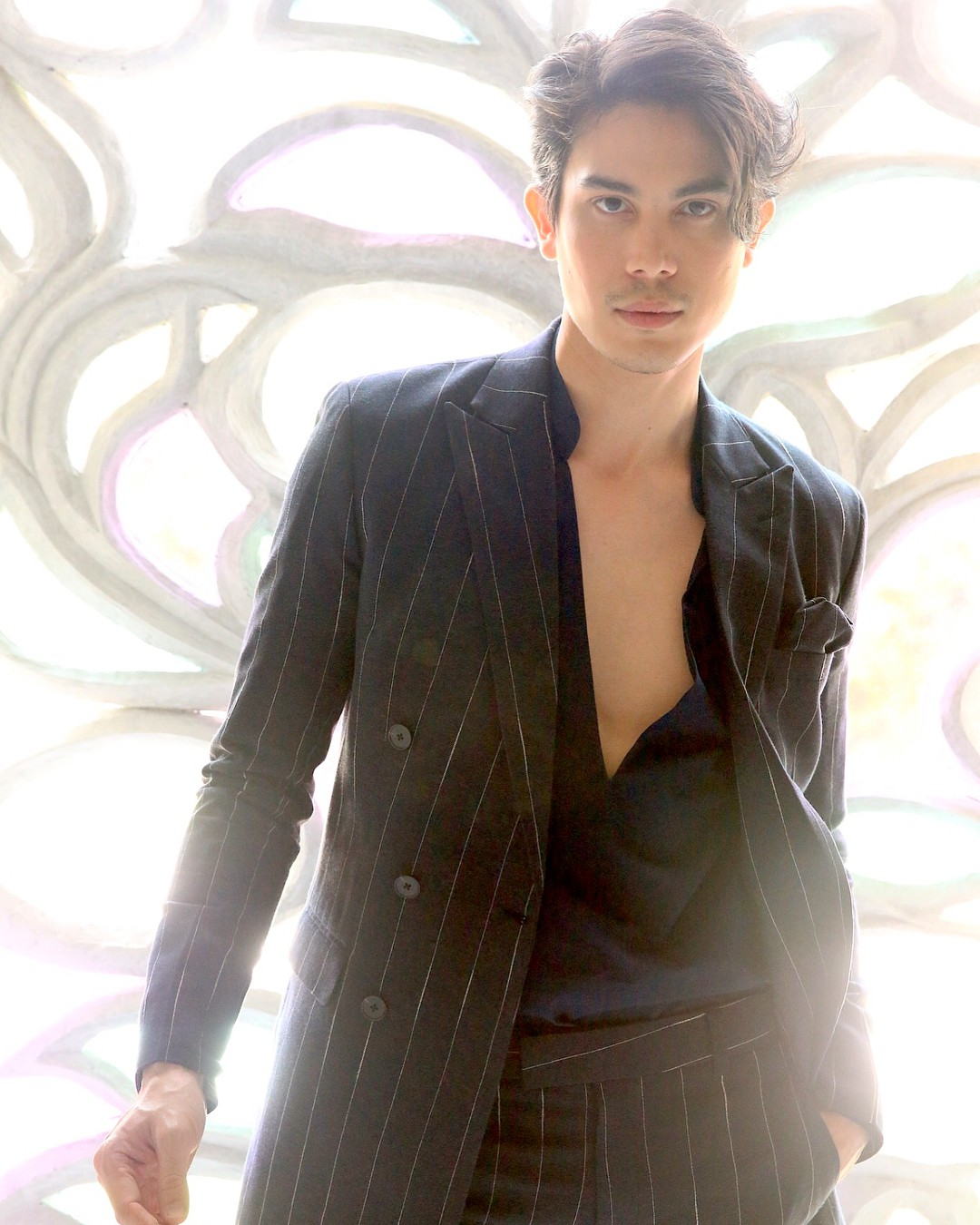 The most wonderful hybrid man in Thailand: Nadech, Mario both exist. But number one is unexpected - Photo 17.