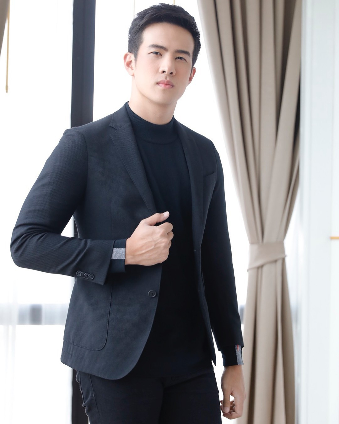 Thailand's best handsome man Hybrid: Nadech, Mario are both but the number 1 is amazing - Photo 18.