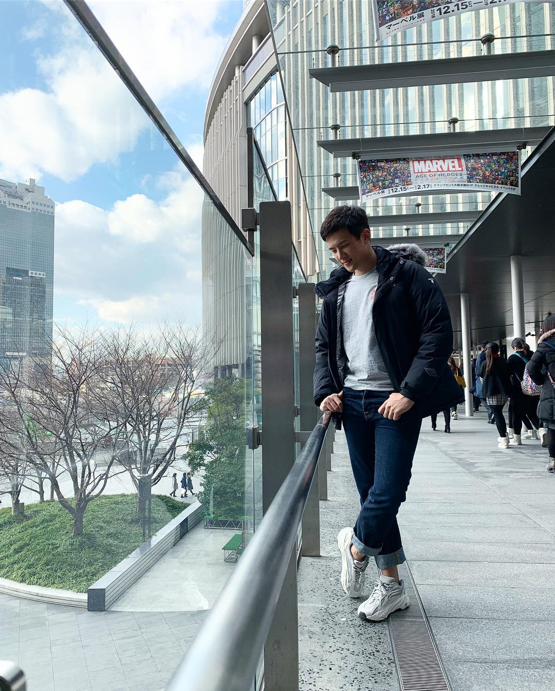 Thailand's best and most handsome hybrid men: Nadech, Mario are all but number 1 is amazing - Photo 21.