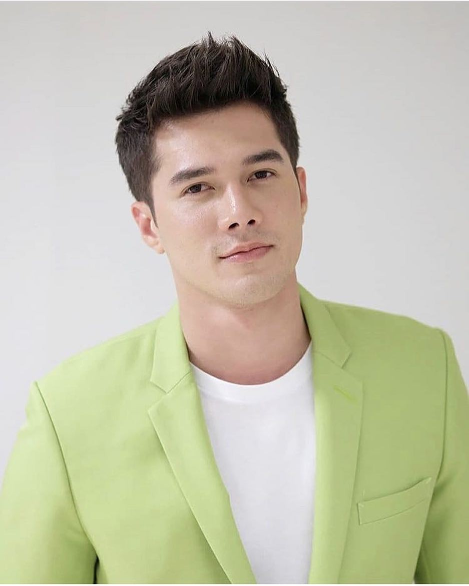 Most of Thailand's most handsome men hybrid: Nadech, Mario are both present, but figure 1 is out of the picture - picture 22.