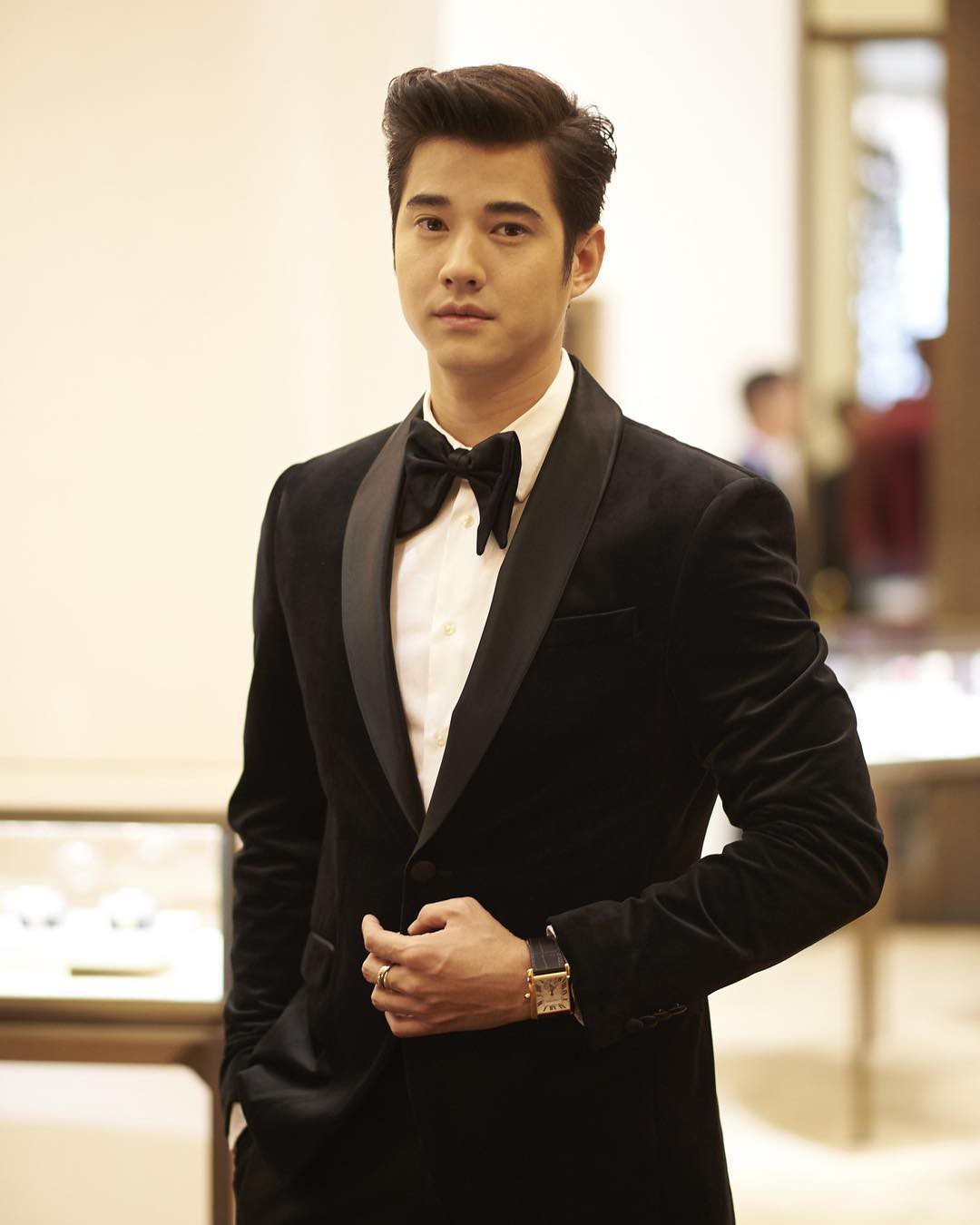 Thailand's Best Handsome Hybrid Male: Nadech, Mario All But Unexpected 1st Place - Photo 41.