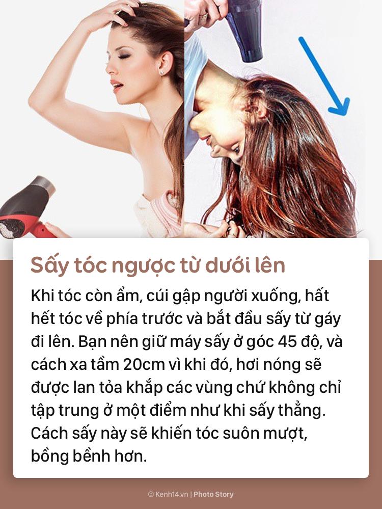 Phép kì lạ biến tóc khô, mỏng dính lột xác thành mái tóc dày bồng bềnh - Ảnh 9.