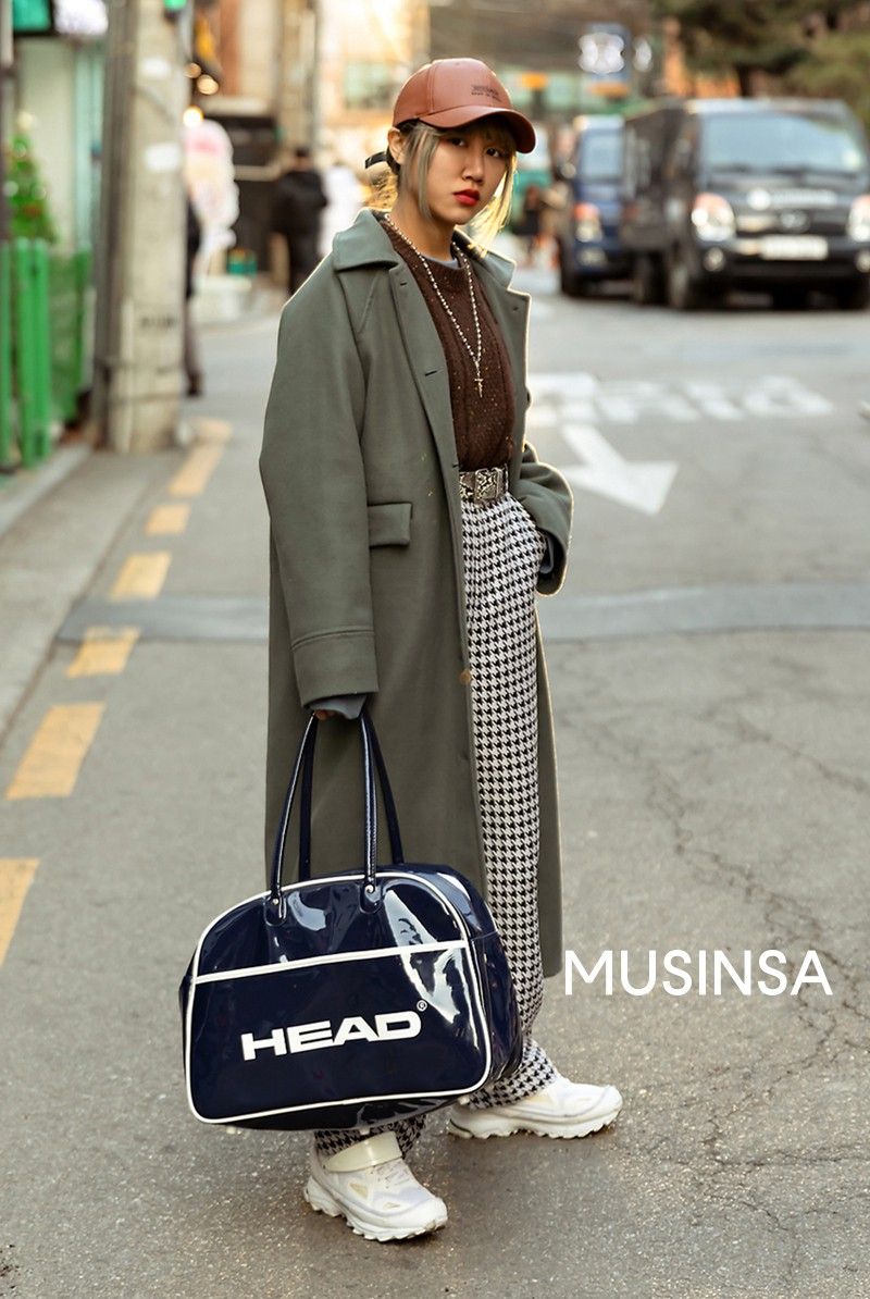 Street style giới trẻ Hàn tuần qua chính là nguồn cảm hứng bất tận cho các cô nàng anti phong cách bánh bèo - Ảnh 9.
