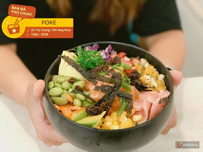 Hoa mắt với ti tỉ loại topping trong loạt món chứa đầy năng lượng tại Hà Nội - Ảnh 2.