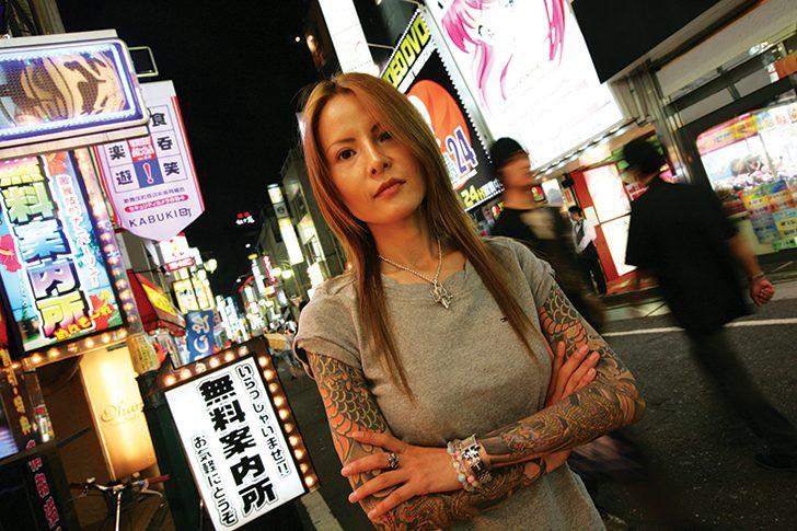 Cuộc đời đầy bi kịch của con gái ông trùm băng đảng khét tiếng nhất Nhật Bản - Ảnh 2.