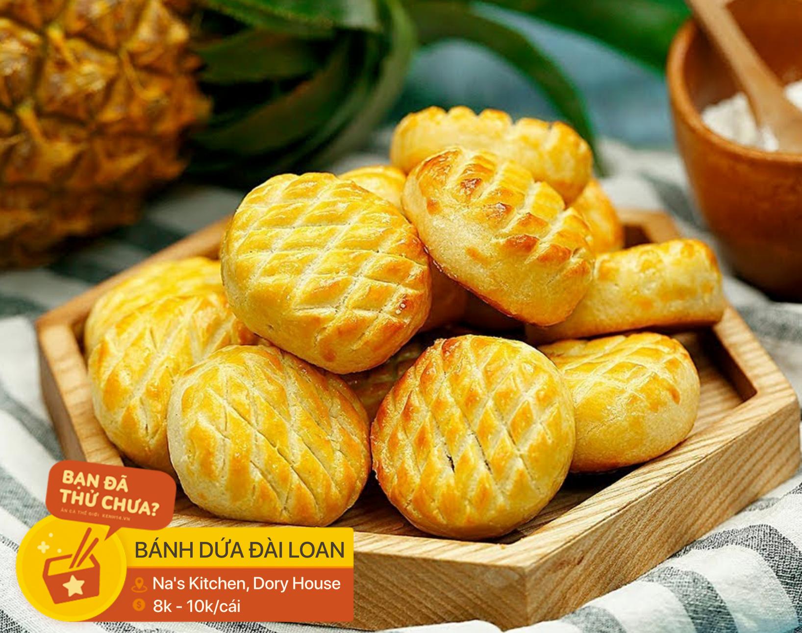 Tổng hợp những món bánh ngọt ăn vặt Đài Loan đốn tim giới trẻ và nơi tìm ra chúng ở Sài Gòn - Ảnh 2.