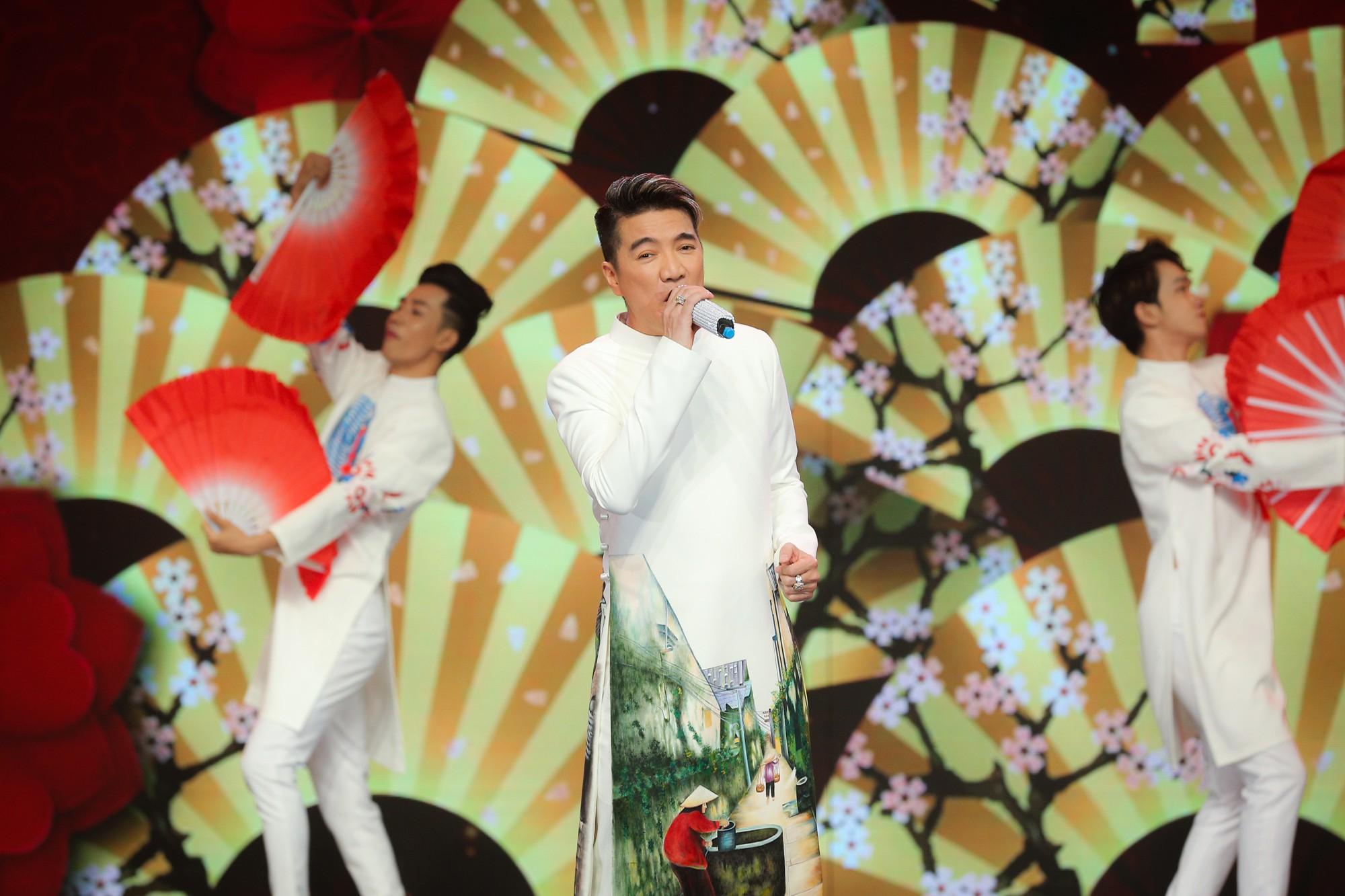 Hồ Ngọc Hà, Noo Phước Thịnh cùng hơn 30 nghệ sĩ Vpop đồng loạt quy tụ trong chương trình nhạc Xuân rộn ràng - Ảnh 2.