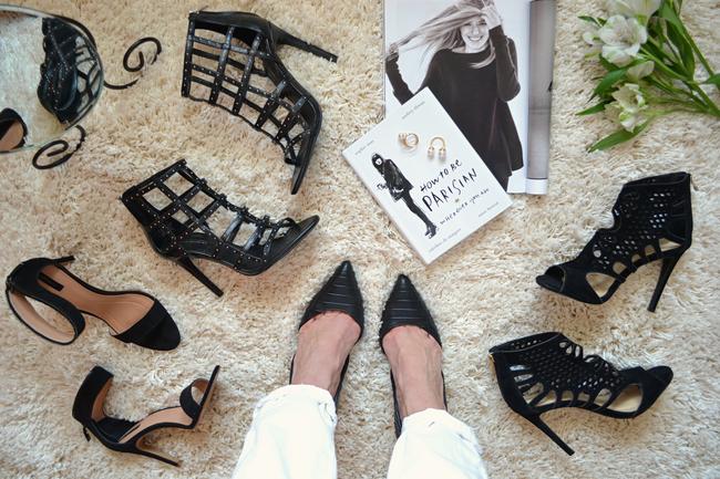 Chị em sắm giày cao gót diện Tết, ngoài phần gót cao còn phải chú ý chi tiết này thì đi giày mới thoải mái - Ảnh 3.