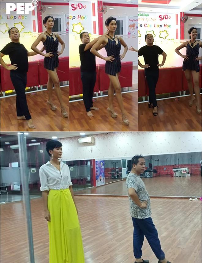 Vừa tố Ngân Anh mua giải, thầy dạy catwalk người Philippines lại hết lời khen ngợi HHen Niê - Ảnh 1.