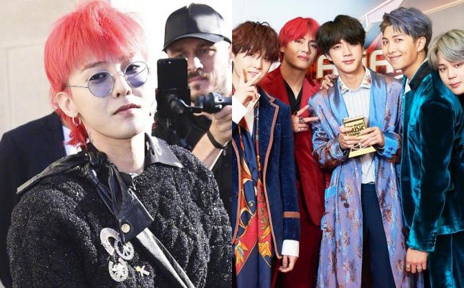 BTS thay đổi ngoạn mục như thế nào sau 6 năm, câu trả lời nằm ở câu chuyện quá khứ của thành viên này và G-Dragon! - Ảnh 1.