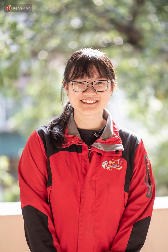 Nữ sinh 2000 giành HCV Olympic Sinh học Quốc tế: Nghiện Kpop, ba lô đến trường nặng 8kg - Ảnh 2.