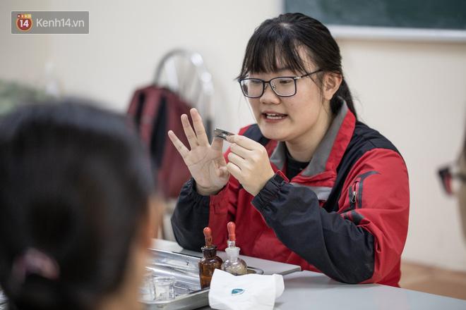 Nữ sinh 2000 giành HCV Olympic Sinh học Quốc tế: Nghiện Kpop, ba lô đến trường nặng 8kg - Ảnh 3.