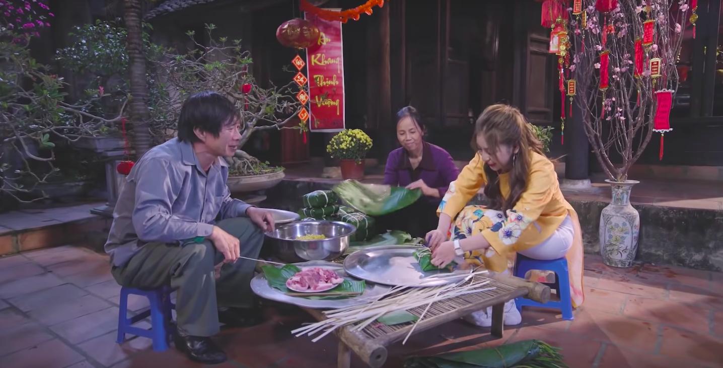 Tung MV đầu tay về Tết, bạn gái Quang Hải khẳng định: Tôi không tranh thủ dựa hơi bạn trai - Ảnh 5.