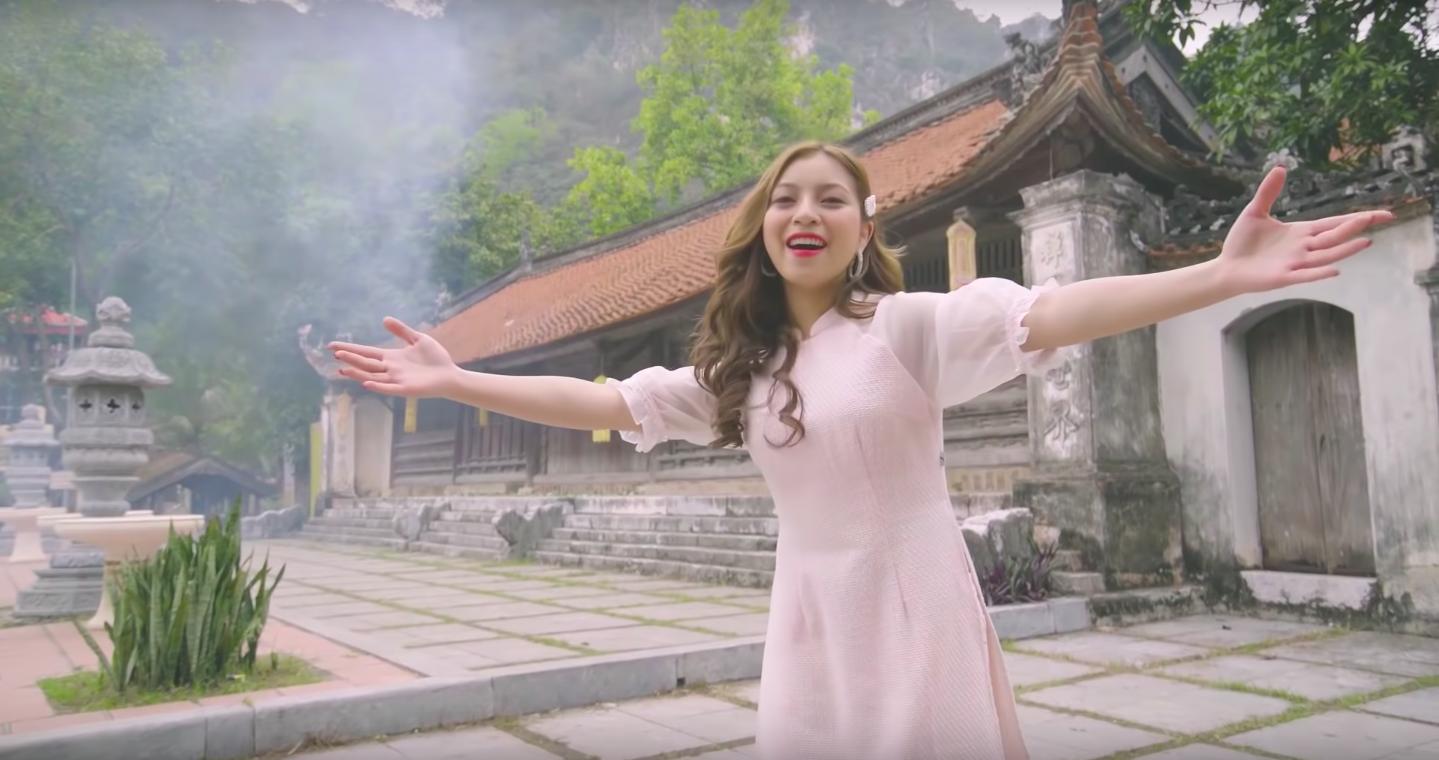 Tung MV đầu tay về Tết, bạn gái Quang Hải khẳng định: Tôi không tranh thủ dựa hơi bạn trai - Ảnh 2.