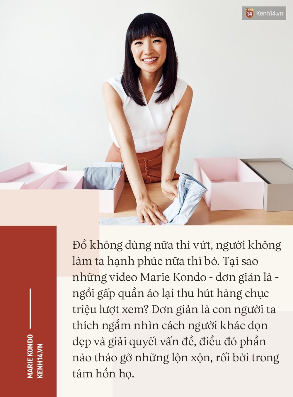 Dọn nhà ngày Tết cùng Marie Kondo: Hơn cả dọn dẹp, đó là sự buông bỏ để đơn giản hóa cuộc sống và đón chào năm mới thảnh thơi - Ảnh 4.