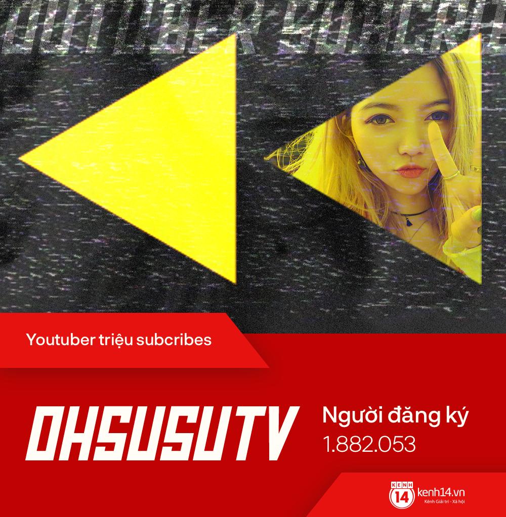 Điểm danh hội trai xinh gái đẹp sở hữu kênh Youtube triệu subcribe: Không thể thiếu các streamer đình đám - Ảnh 11.