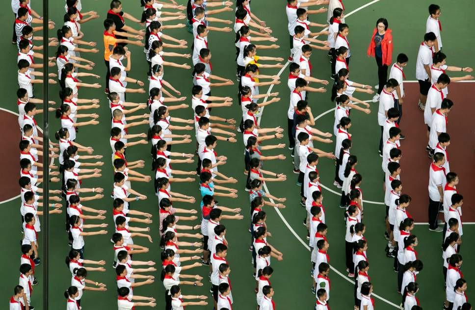 Trung Quốc: Trường học dọa fạt bất kì trà nào tăng cân do ñ Tết - Ảnh 2.