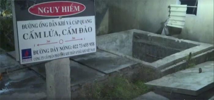 Ngạt khí gas, 3 người tử nạn ở Thái Bình - Ảnh 1.
