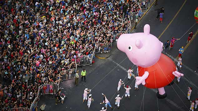 Các con buôn Trung Quốc đã hái ra tiền từ meme Peppa Pig như thế nào? - Ảnh 6.