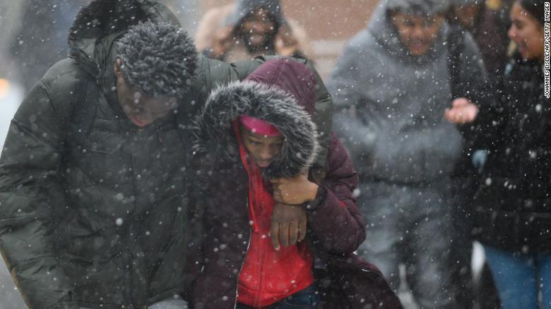 Thời tiết điên rồ: Nhiều nơi đón mùa xuân, riêng ở Mỹ rét hơn cả Alaska và Nam Cực - Ảnh 13.