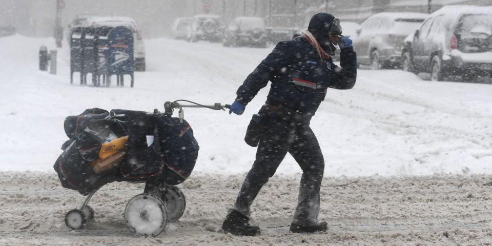 Thời tiết điên rồ: Nhiều nơi đón mùa xuân, riêng ở Mỹ rét hơn cả Alaska và Nam Cực - Ảnh 12.