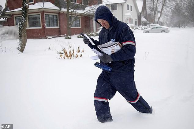 Thời tiết điên rồ: Nhiều nơi đón mùa xuân, riêng ở Mỹ rét hơn cả Alaska và Nam Cực - Ảnh 1.