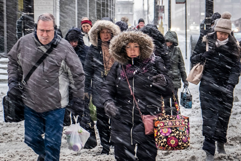 Thời tiết điên rồ: Nhiều nơi đón mùa xuân, riêng ở Mỹ rét hơn cả Alaska và Nam Cực - Ảnh 2.