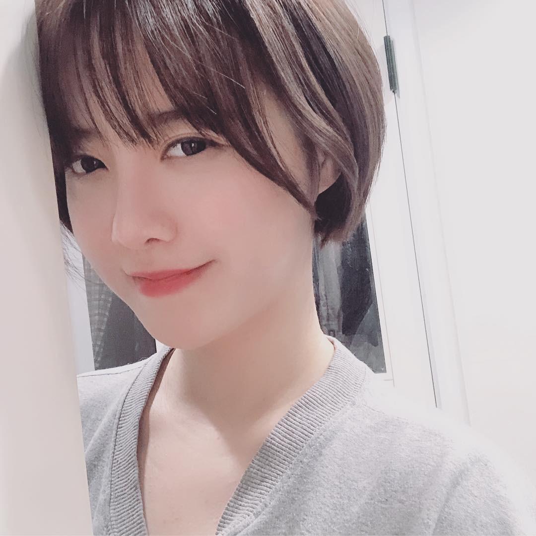 Nàng cỏ Goo Hye Sun vừa cắt tóc ngắn, nhan sắc nhỉnh lên bội phần và lại còn hack thêm được vài tuổi - Ảnh 5.