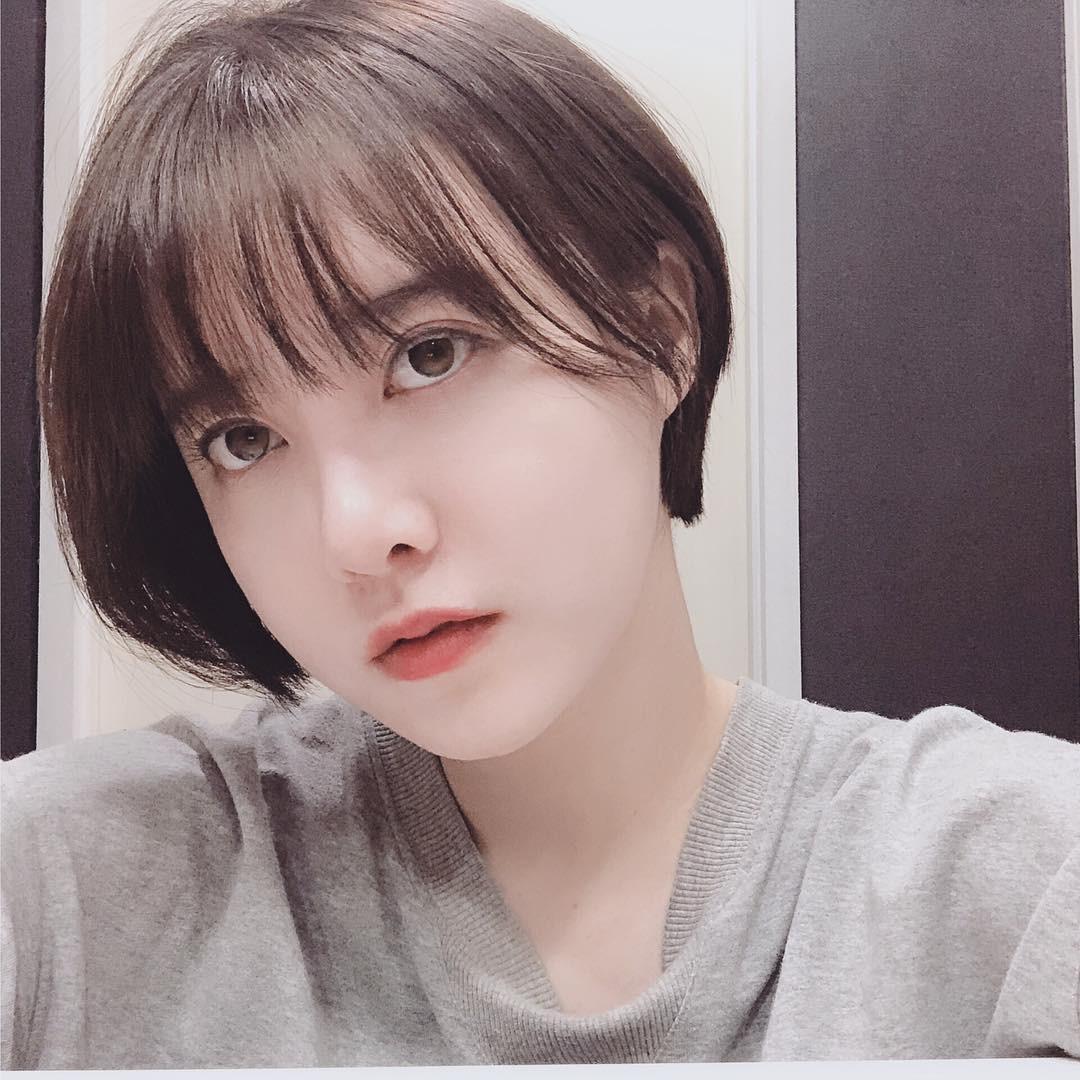 Nàng cỏ Goo Hye Sun vừa cắt tóc ngắn, nhan sắc nhỉnh lên bội phần và lại còn hack thêm được vài tuổi - Ảnh 4.