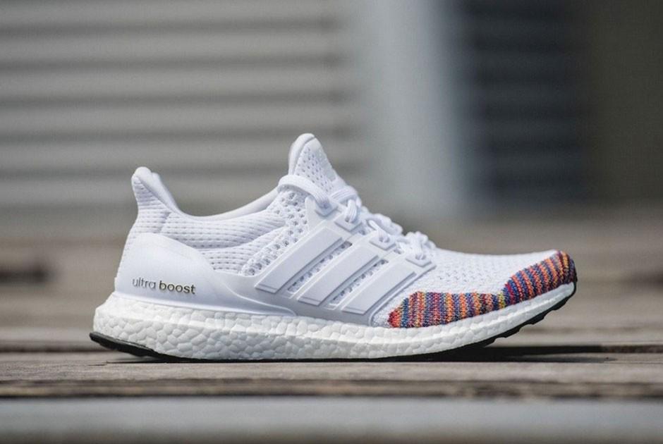 Mẫu giày được chắp vá nghệ thuật từ 9 đôi sneakers đình đám nhất năm 2018 - Ảnh 7.